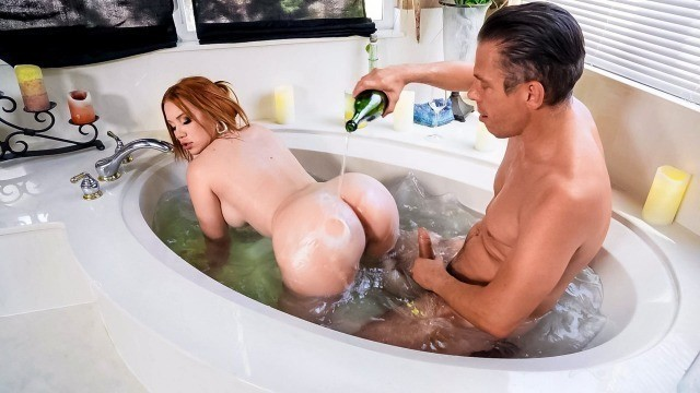 Brazzers - What Romantic Evening? with Madison Morgan