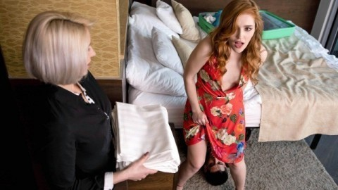 Brazzers - Fucking The Hotel Staff with Jia Lissa