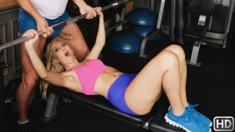Reality Kings - Sexy MILF Aaliyah Love At The Gym