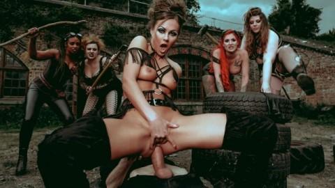 DigitalPlayground - Tina Kay Reversing The Curse Scene 2