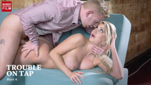 Babes Sienna Day Have An Affair With Each Other In Trouble On Tap Part 4