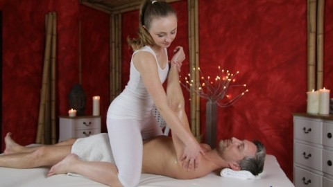 Massagerooms - Super Cum For Creampied Teen Lady Bug
