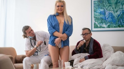 Gina Varney Getting Nasty With The Nurse