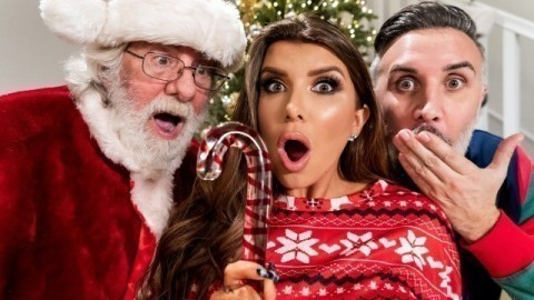 Claus Gets To Watch Romi Rain