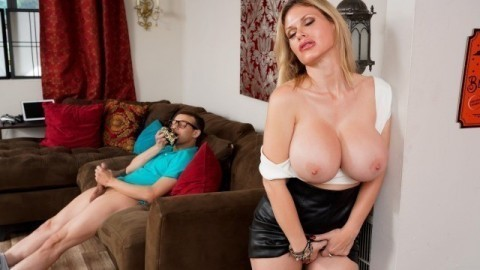 RealityKings - Peeping On The Panty Sniffer with Casca Akashova