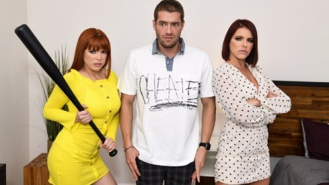 Adriana Chechik And Penny Pax The Malcontent Mistress